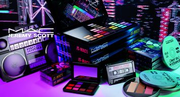 See Every Product From the MAC x Jeremy Scott Collab