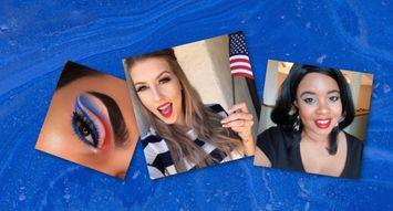 Fourth of July Beauty Inspiration