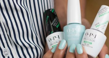 OPI's New Gel System is All About Health