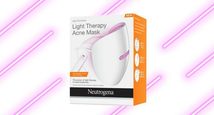 I Tried The Light Therapy Mask Everyone Is Talking About
