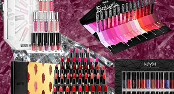 Insane Lipstick Vaults for the Lippie Lover in Your Life