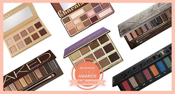 Know Your Nominees: The Best Luxury Eyeshadow Palettes