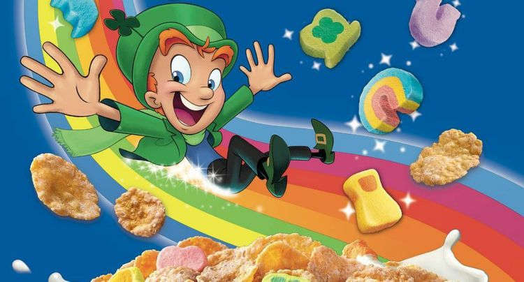 A Lucky Charms Frosted Flakes Combo is Coming For You in 2018