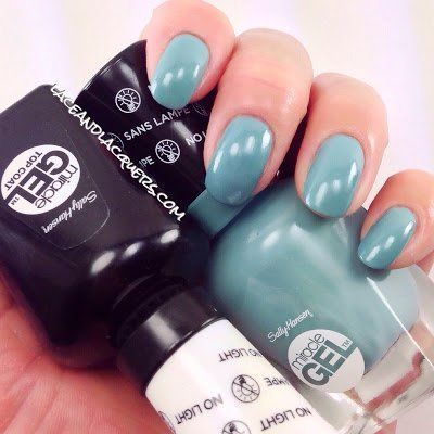 Beauty Review Sally Hansen Miracle Gel, Can I Use Sally Hansen Miracle Gel Top Coat On Regular Polish
