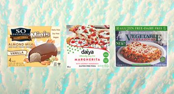 8 Delicious Dairy-Free Snacks