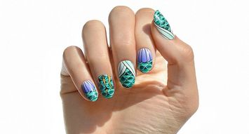 NCLA's Nail Wraps are for Your Inner Villain