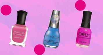 5 Non-Pastel Nail Polish Colors To Try This Spring