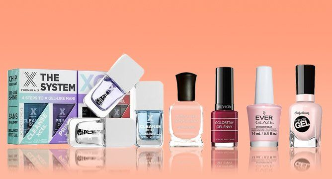 Gel-Like Nail Polishes for Anyone Who's So Over Gel Manicures
