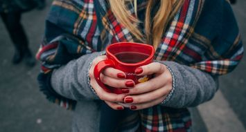 5 Nail Polish Shades to Try Based on Your Favorite Holiday Drink