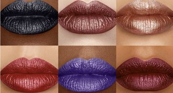 NYX Launches Metallic Versions of Their Best-Selling Lipstick