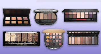 The Palettes You Need for the Perfect Daytime Smokey Eye