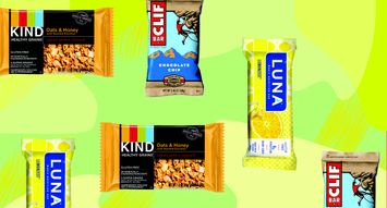 5 Tasty Nut-Free Granola Bars