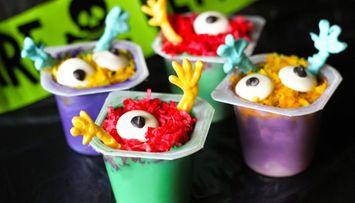 Melted Monster Pudding Packs