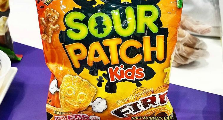 Sour Patch Kids has a Spicy New Flavor