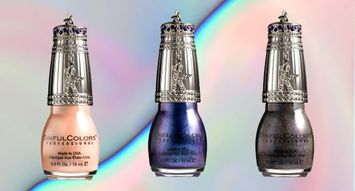 Kylie Jenner x Sinful Colors to Bring You Glitzy Holiday Nails