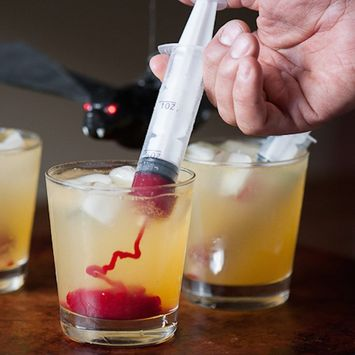 I Need a Cocktail: Spooky Spirits
