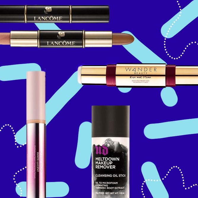 6 Beauty Sticks to Use to Cut Down on Product Clutter