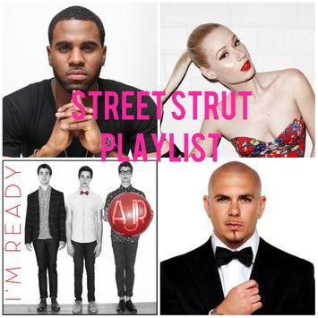 Influenster Playlist: Street Strut