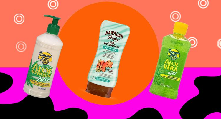The Best After Sun Care Products