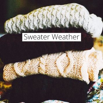 Dreaming of Sweater Weather