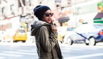 Fall Trends for Less: Parkas