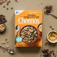 Chocolate Peanut Butter Cheerios Are Here to Make Your Weekend Glorious