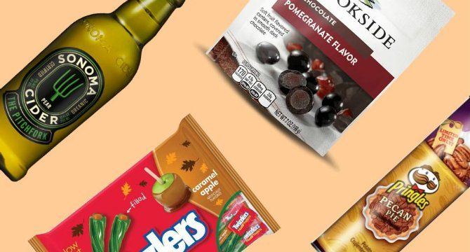 10 Snacks and Sips For the Non PSL Lover