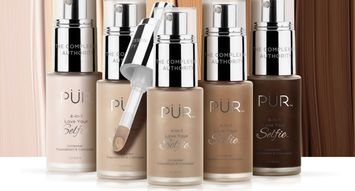 PUR Just Launched a Foundation With 100 Shades