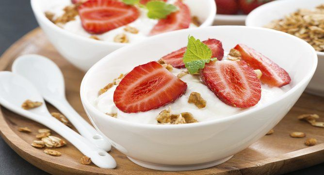 <p>Piled with berries, drizzled with honey, or mixed into a smoothie—these yogurts make breakfast or snack time better. These are the tastiest, top-rated yogurts as reviewed by Influensters like you.</p>