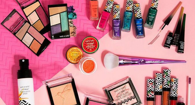 Wet N Wild's New Collection is Inspired by the Most Unlikely Animal