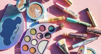 Too Faced's New Collection is Perfect for Festival Season