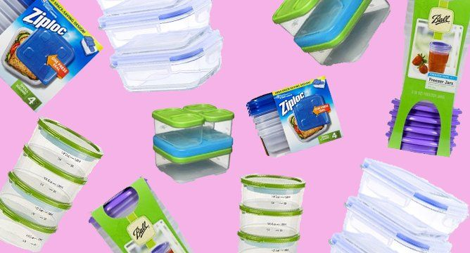 The Top 10 To-Go Food Containers On Influenster