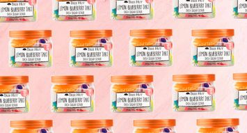 This Top-Rated Scrub Just Got a Tasty New Scent