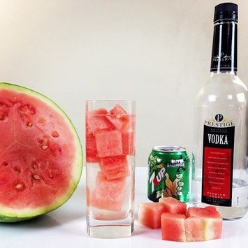 I Need A Cocktail: Cool as a ... Watermelon?
