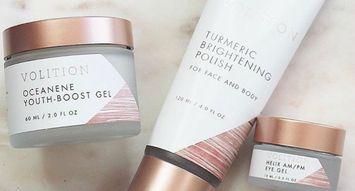 Shop This at SEPHORA: Volition Beauty Turmeric Brightening Polish