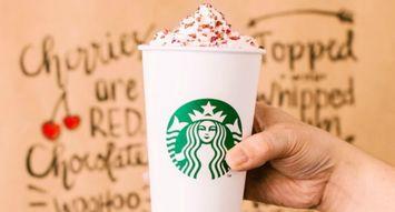 Starbucks' Valentine's Day Treats are a Cherry Dream