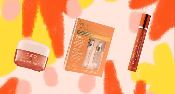"""<p>This summer might be all about <a href=""""https://www.influenster.com/article/the-most-magical-unicorn-makeup-tutorial-video"""" target=""""_blank"""">unicorns</a> and <a href=""""https://www.influenster.com/article/drugstore-colorful-eyeliner"""" target=""""_blank"""">bright eyeliners</a>, but there's another less obvious trend that's making the beauty rounds. This one has a little less to do about transforming yourselfinto a walking rainbow and more to do with creating a lasting glow. Vitamin C isn't a new ingredient to skincare products by any means. But an increased number of top beauty brands have been adding this brightening antioxidant to their latest collection of products.</p> <p>Because of <a href=""""https://www.influenster.com/article/ingredient-breakdown-vitamin-c"""" target=""""_blank"""">Vitamin C's potent properties</a>, which include collagen boosting andprotection against pollution, it's a great addition to serums, masks, eye products, moisturizers—you name it. Click on to see some of the newest products to hit the market boasting the power of Vitamin C.</p>"""