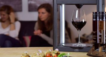 OMG. There's A Dispenser Now Specifically For Wine