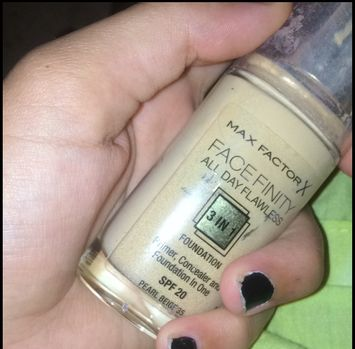 Max Factor Face Finity All Day Flawless 3 in 1 Foundation (35 ...