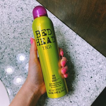 Bed Head Oh Bee Hive Matte Dry Shampoo Reviews 2021