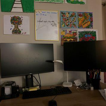 Photo uploaded to #WorkSpace by Tyali W.