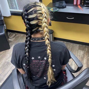 Photo uploaded to #BraidGame by Mykenah B.