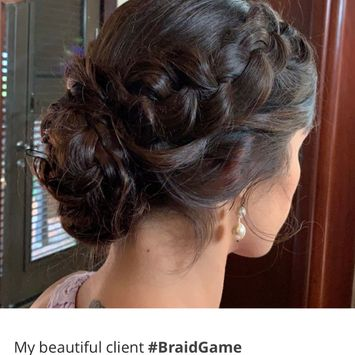 Photo uploaded to #BraidGame by #pleetch ..