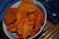 Doritos Nacho Cheese Tortilla Chips - 1.13oz uploaded by Manoella L.