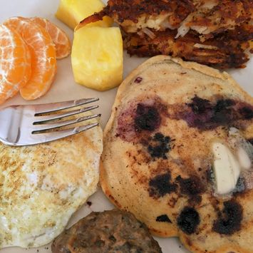 Photo uploaded to #BrunchTime by Darrian W.
