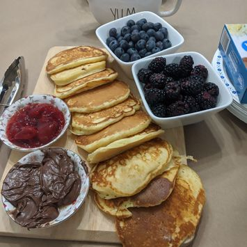 Photo uploaded to #BrunchTime by Linda C.
