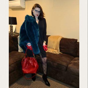 Photo uploaded to #Fashionista by Freddie H.