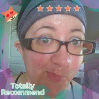 Freeman Pomegranate Facial Revealing Peel-Off Mask Gezichtsmasker uploaded by Karen S.