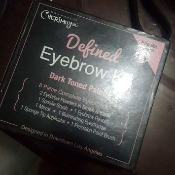 Cherimoya Max Makeup Defined Eyebrow Kit Dark Toned Palette 8 Pc Reviews 2021