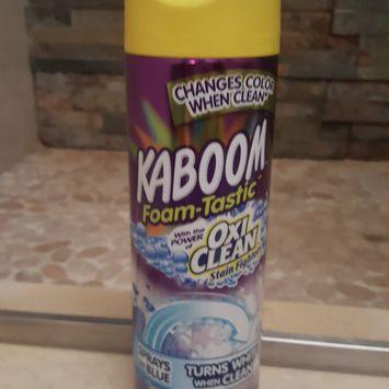 Kaboom Foam Tastic Bathroom Cleaner Reviews 2021